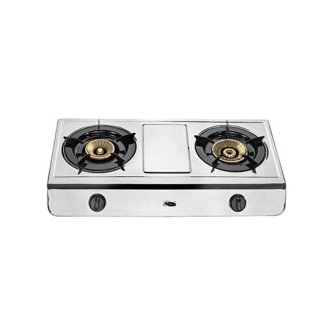 2 Burner Gas Cooker